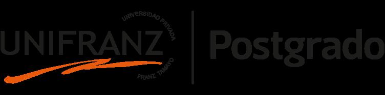 Logo de la dirección de postgrado de la Unifranz